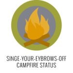 Huge Fire Badge